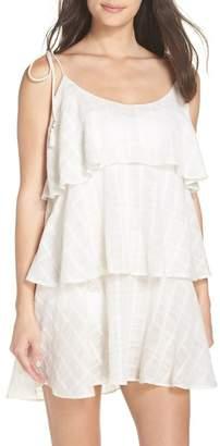 Muche et Muchette Mariah Ruffled Cover-Up Dress