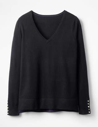 Boden Tilly V-neck Sweater