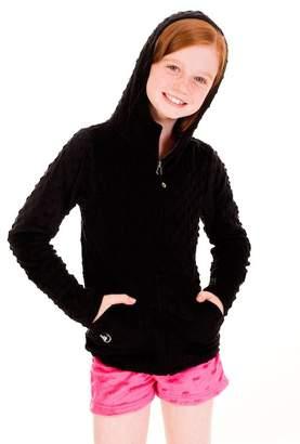 Minky Limeapple Sport Hearts Shorts (Little Girls & Big Girls)