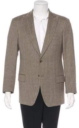 John Varvatos Wool & Linen Blazer