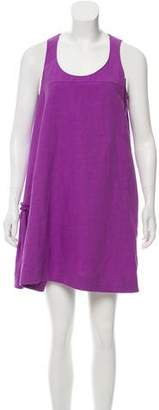 Marni Linen Mini Dress