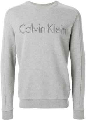 Calvin Klein Jeans classic logo jumper