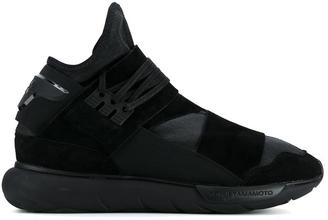 Y-3 'Qasa High' sneakers $499.30 thestylecure.com