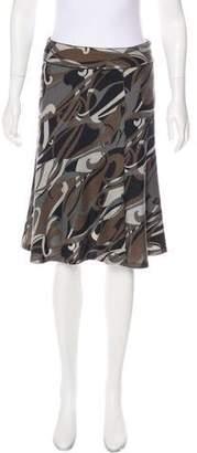 ICB Wool Knee-Length Skirt