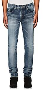 Saint Laurent Men's Skinny Jeans - Md. Blue