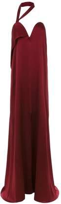 Tufi Duek silk long dress