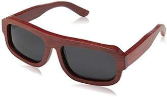 Earth Wood Daytona Wood Sunglasses Polarized Wayfarer
