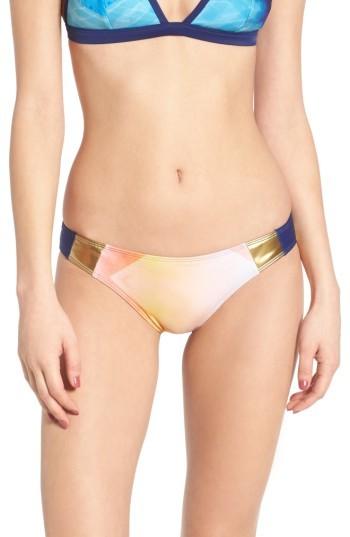 Women's Roxy Pop Surf Mini Bikini Bottoms