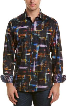 Robert Graham Classic Fit Barrigona Woven Shirt