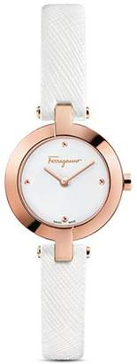 Salvatore Ferragamo Miniature Watch, 26mm