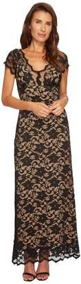 Karen Kane Juliet Maxi Dress Women's Dress