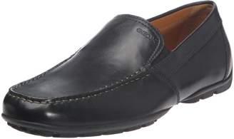 Geox Men's Monet Plain Vamp Slip-On Loafer