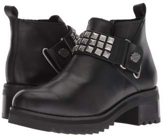 Harley-Davidson Kemper Women's Pull-on Boots