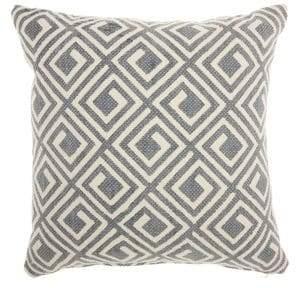 Nourison Mina Victory Greek Key Pillow