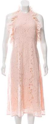 Lover Lace Halter Dress