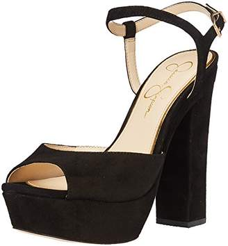 Jessica Simpson Women's LORINNA Heeled Sandal