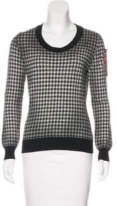 Gianfranco Ferre Wool-Blend Sweater