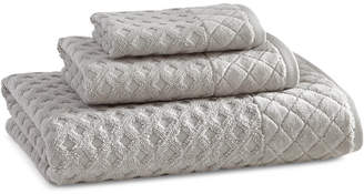 Kassatex Wash Towels, Diamant Collection Bedding