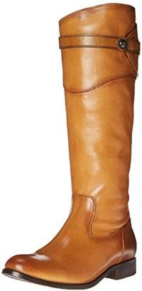 Frye Women's Molly Button Tall-SMVLE Riding Boot
