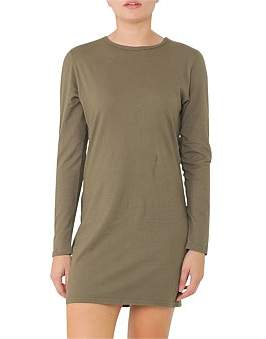 Nude Lucy Pia Long Sleeve Dress