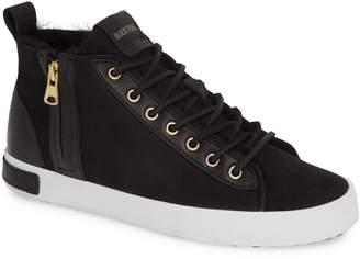 Blackstone QL47 Genuine Shearling Lined Sneaker