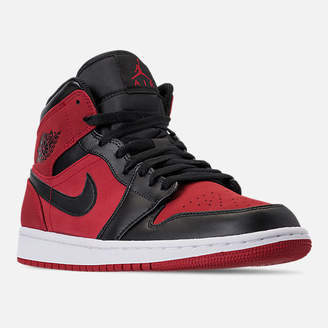 Nike Men's Air Jordan 1 Mid Retro Basketball Shoes