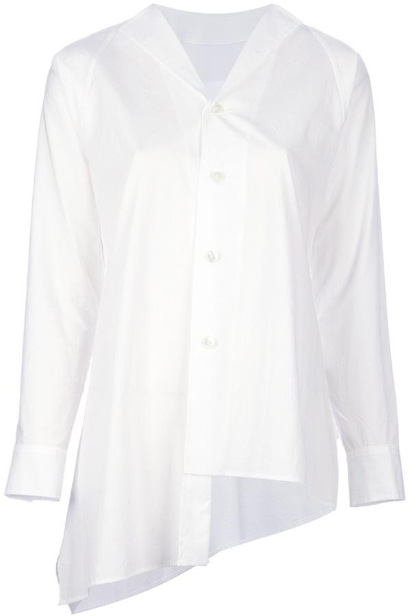 Y's Asymmetrical Shirt