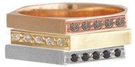 Ariel Gordon Hex Ring