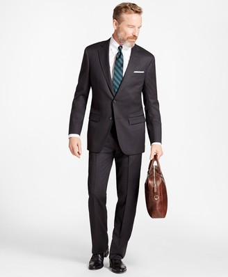 Brooks Brothers Madison Fit Stretch Wool Two-Button 1818 Suit