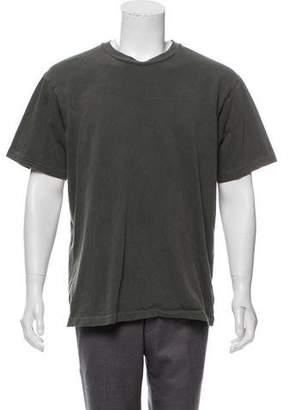 Yeezy 2017 Oversize Distressed T-Shirt