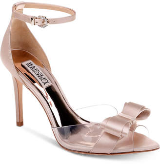 Badgley Mischka Lindsay Evening Pumps Women Shoes