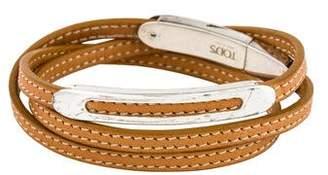 Tod's Triple Wrap Bracelet