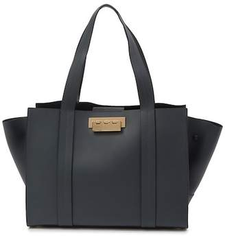 Zac Posen Eartha Large Leather Shopper