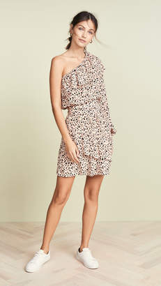Suboo Halcyon One Shoulder Dress