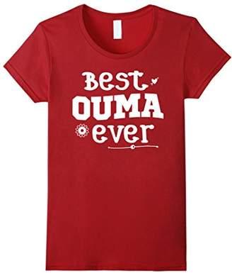 Best Ouma Ever Shirt | South African Grandma T-Shirt
