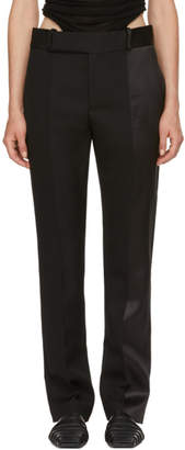 Haider Ackermann Black Classic Calder Trousers