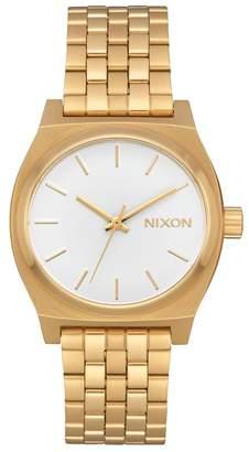 Nixon Women's Medium Time Teller Bracelet Watch, 31mm