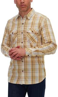 Basin and Range Kings Peak Plaid Long-Sleeve Shirt - Men's