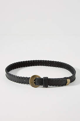 Laurèl + Gold Canyon Metal-Tipped Belt