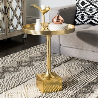 Free Shipping $75+ At Kohlu0027s · Safavieh Corvus Tray Top Round End Table