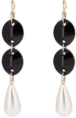 BECK Jewels Women's Luna Cha Cha Drop Earrings
