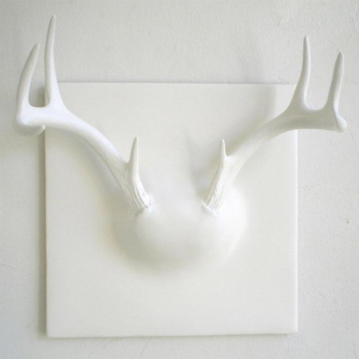 Erich Ginder - Ghost Antler Coat Rack