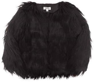 MIA New York Shaggy Fur Jacket