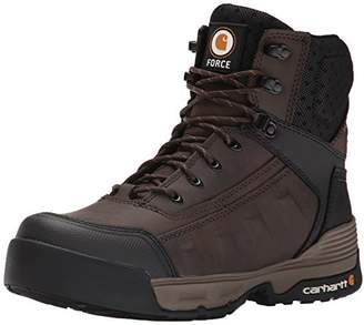 "Carhartt Men's 6"" Force Light Weight Waterproof Work Boot CMA6046"