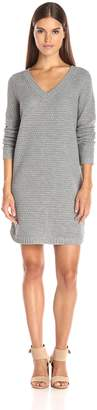 Jack by BB Dakota Women's Merriweather Marled Sweater Dress