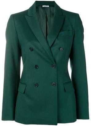 P.A.R.O.S.H. classic buttoned blazer