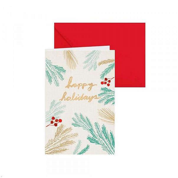 GARTNER STUDIOS Merry Christmas Note Card Set