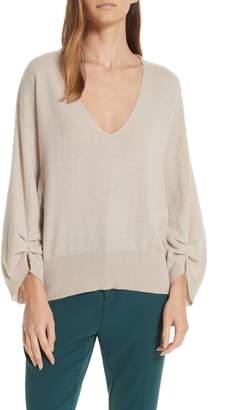 Brochu Walker Casimir Cashmere Pullover Sweater