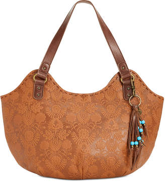 The Sak Indio Leather Extra-Large Satchel