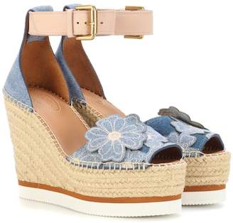 df4cb91fceeb See by Chloe Blue Shoes For Women - ShopStyle UK